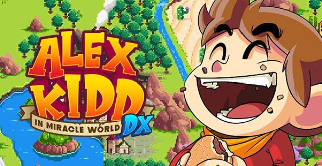 Alex Kidd Miracle World DX.01_070421